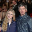 Anais and Noel Gallagher 2015
