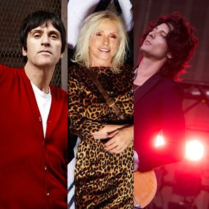 Johnny Marr Blondie Nick Valensi