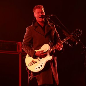 Josh Homme Queens Of The Stone Age 2014