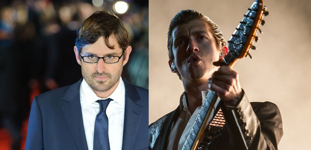 Louis Theroux and Alex Turner Arctic Monkeys