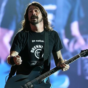 Foo Fighters live Auckland 2015