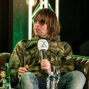Liam Gallagher and Paul Bonehead Arthurs Radio X I