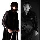 Kasabian Serge Pizzorno and Radiohead's Thom Yorke