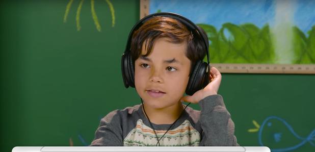 Kids React To Nirvana still