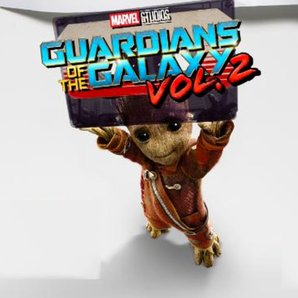 Guardians Of The Galaxy Volume 2 Soundtrack reveal