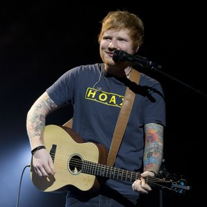 Ed Sheeran Teenage Cancer Trust gig 2017