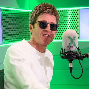 Noel Gallagher at  Radio X May 2017