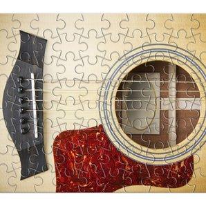 Acoustic Guitar Puzzle