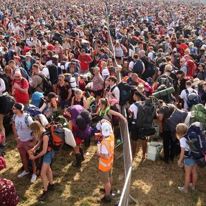 Glastonbury 2017 Gates Open