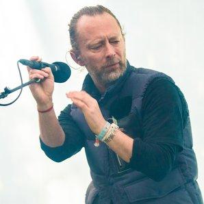 Thom Yorke Radiohead live 2017