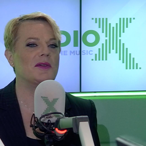 Eddie Izzard on The Chris Moyles Show