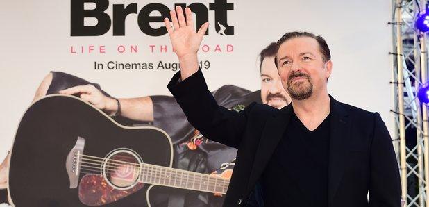 Ricky Gervais David Brent 2016