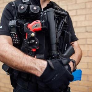 V Festival Staffs Police