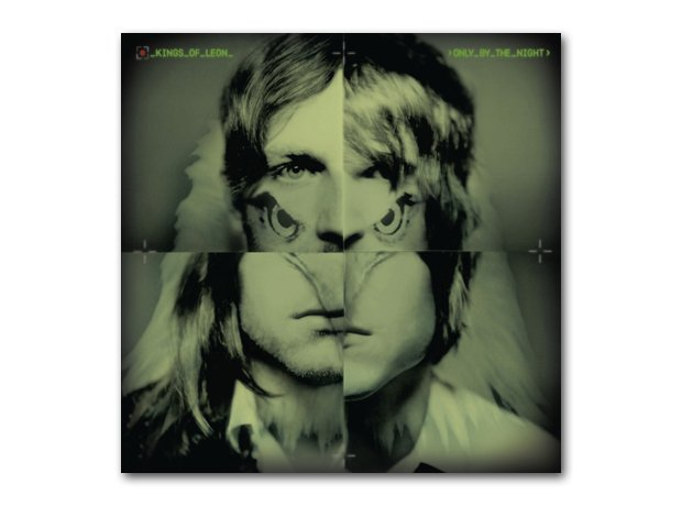 Kings Of Leon - Only By The Night album cover