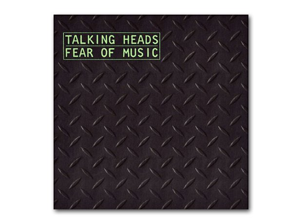 Talking Heads - Fear Of Music album cover