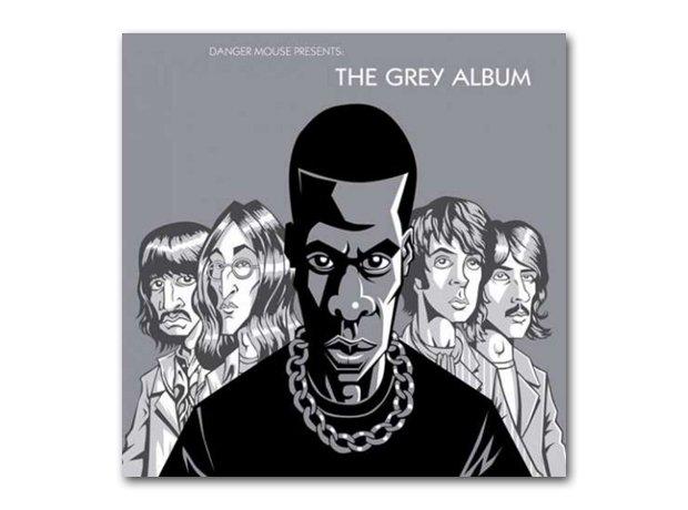 Danger Mouse - The Grey Album album cover