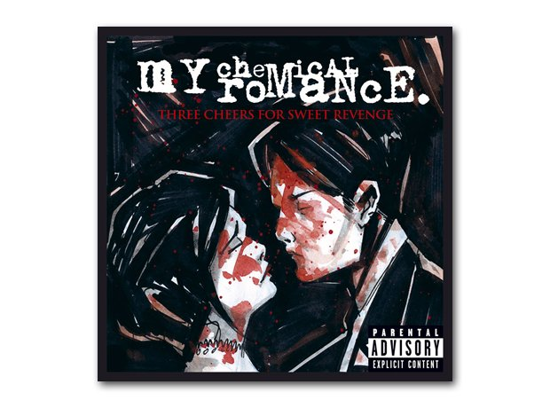 My Chemical Romance - Three Cheers For Sweet Reven