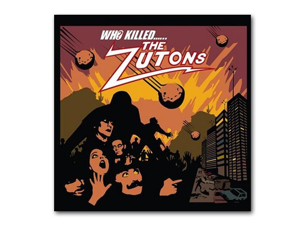 The Zutons - Who Killed The Zutons? album cover